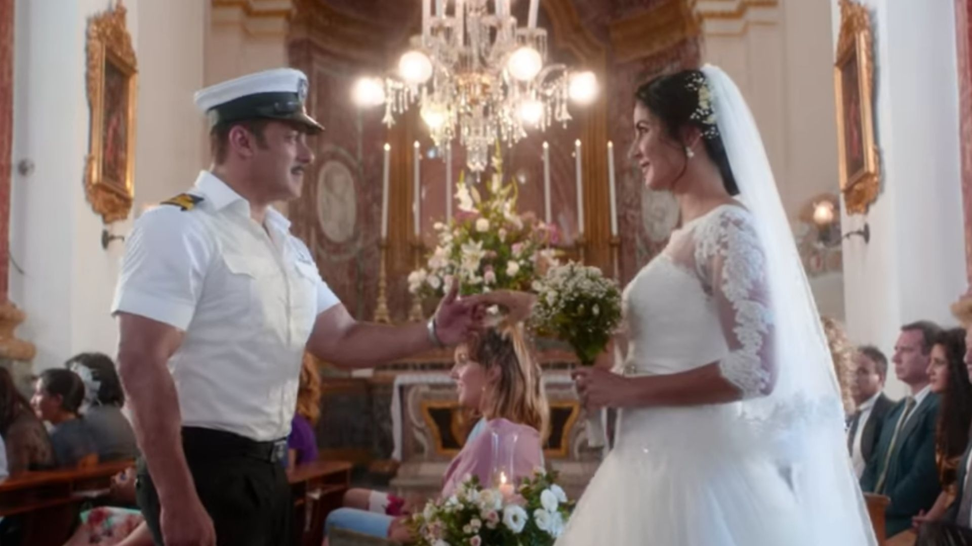 Salman Dreams of Katrina in 'Turpeya' From 'Bharat'