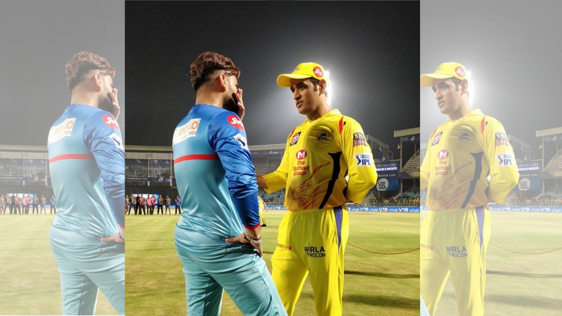 Apprentice Pant Gets Insights From The Master, MS Dhoni Post QF 2