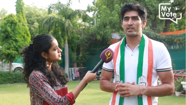 Ten years after he won an Olympic medal in boxing for India, Vijender Singh is set for another big fight.