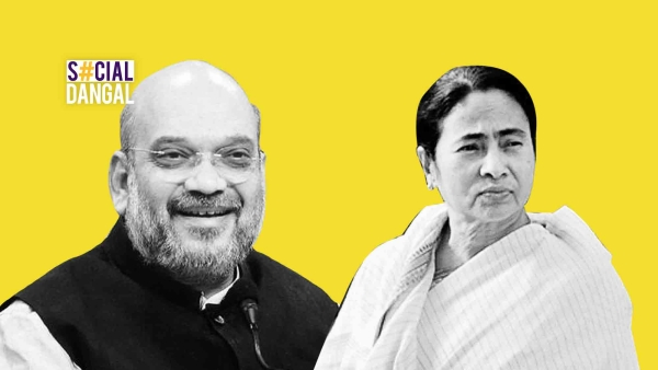 BJP President Amit Shah while speaking at an election rally in West Bengal alleged that West Bengal Chief Minister is not allowing people to chant Jai Shri Ram in the state.