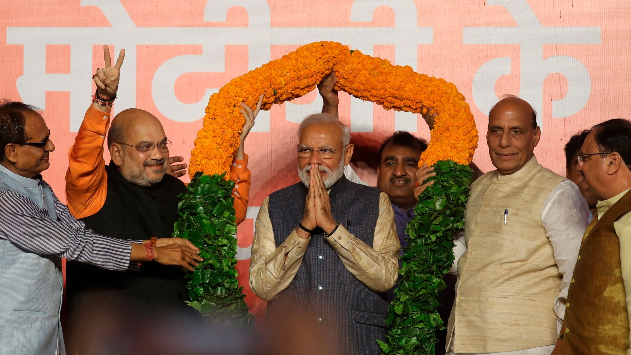 QBullet: NDA Returns With Crushing Win, Cong Turfs Out in Amethi
