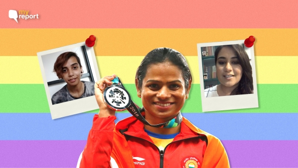 Dutee is the first Indian sports star who has publicly admitted to being in a same-sex relationship.