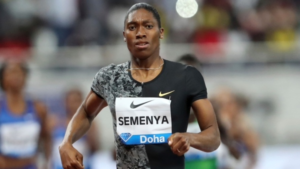 The South African government says there will be an appeal against the Caster Semenya ruling.