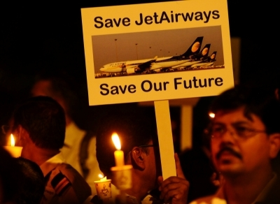 Section of Jet staff seeks financial details to raise $700 mn