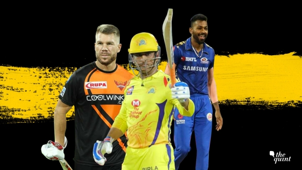 A look a some of unique stats from the group stage of the 2019 IPL.