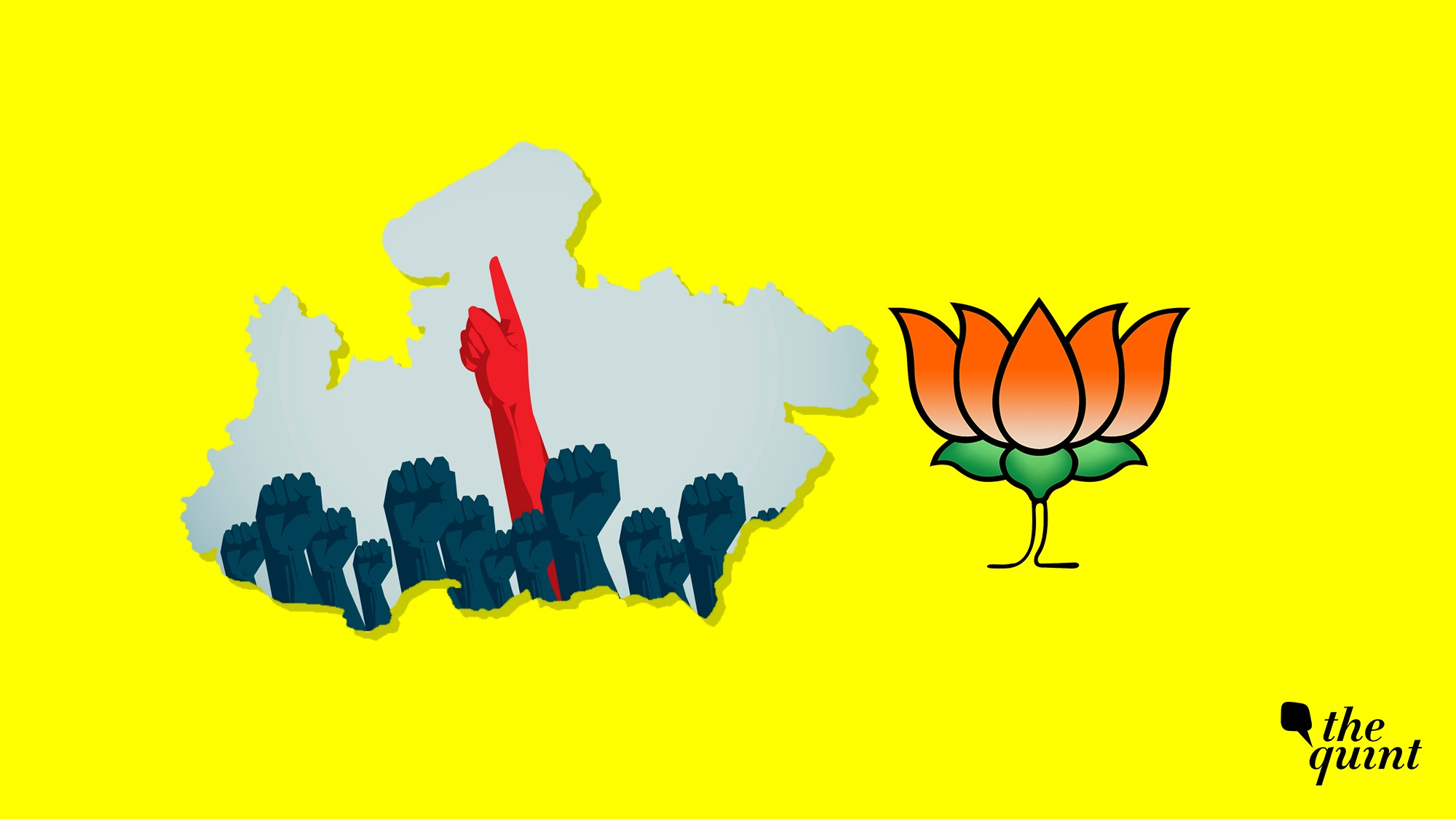 In MP, BJP Faces Rebellion – And No Leadership to Curb It