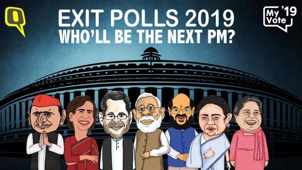 Exit Polls LIVE: Who Will Be the Next Prime Minister of India?