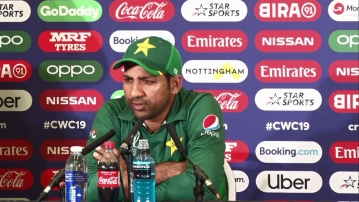 Sarfaraz Ahmed believes Pakistan will bounce back in the tournament.
