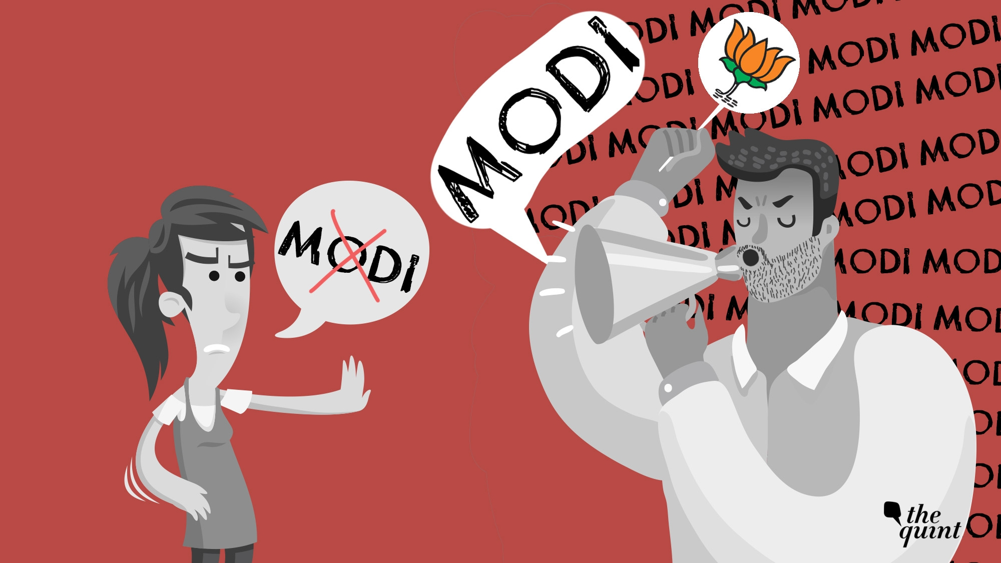 Dad Called Me Khan Market Gang: Being Anti-Modi In A Bhakt Family