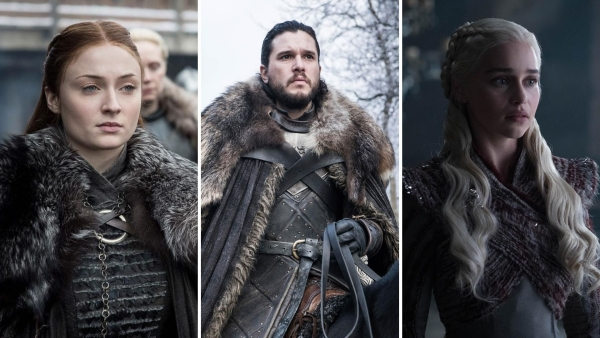 <i>Game of Thrones </i>finale aired on 19 May 2019.