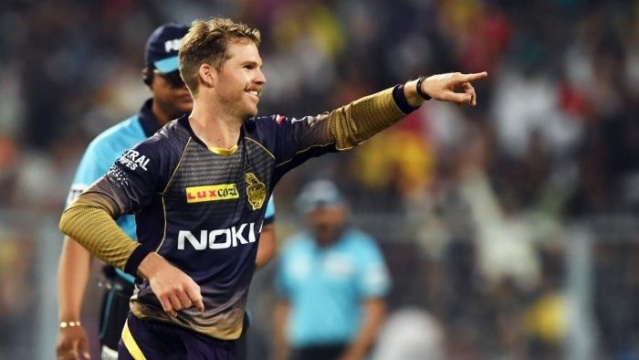 Ferguson played 5 matches for KKR this season, picking up just two wickets.