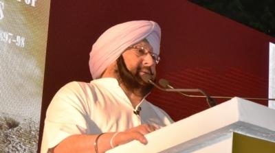 Vote for peace: Punjab CM