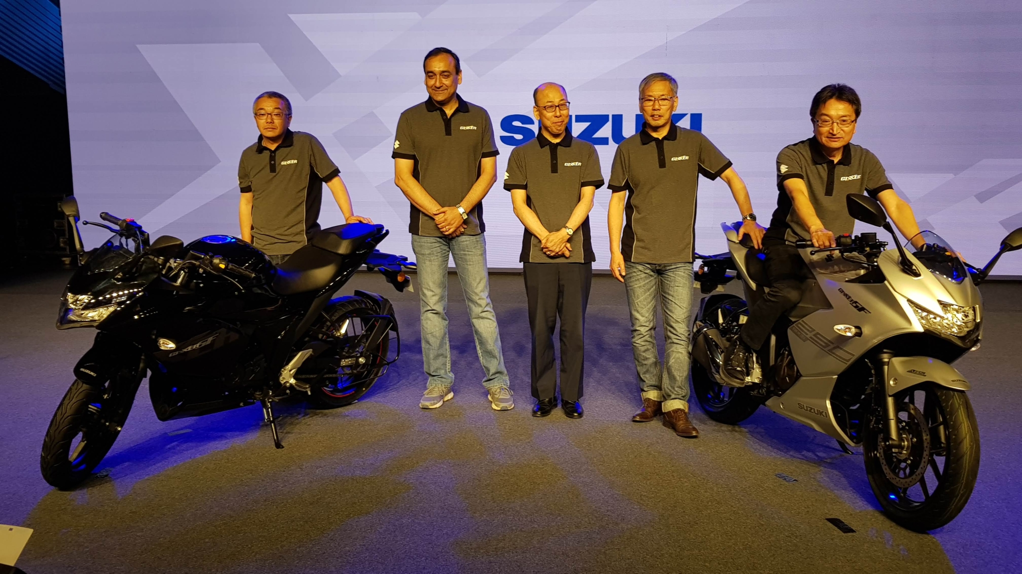 Suzuki Launches All-New Gixxer SF 250 & Redesigns SF 150 For India