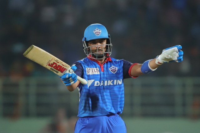 After getting 99 in his third innings of the season, Delhi Capitals' Prithvi Shaw suffered a series of failures with the bat.