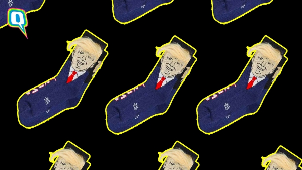 Get Your Own Trump Socks Like This Lieutenant Governor Did