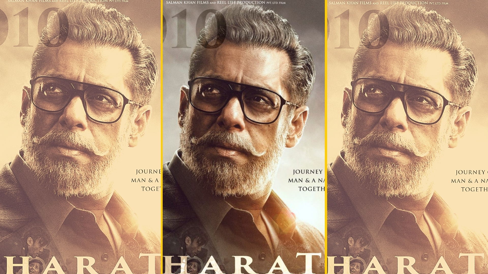 Here's How Salman Was Transformed into an Old Man in 'Bharat'