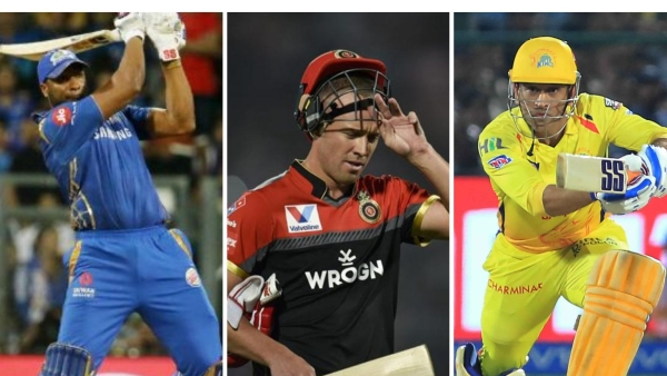 AB De Villiers, MS Dhoni and Kieron Pollard took big hitting to a whole new level in this IPL.