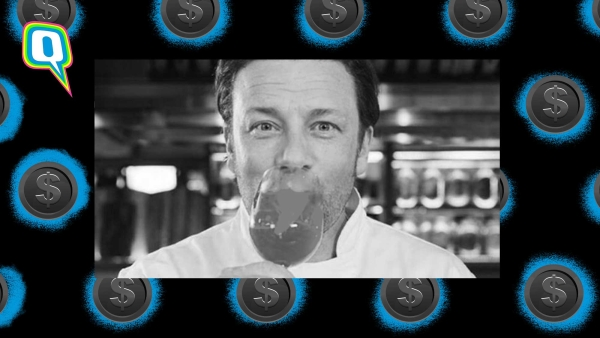 Jamie Oliver's restaurants go to administration.