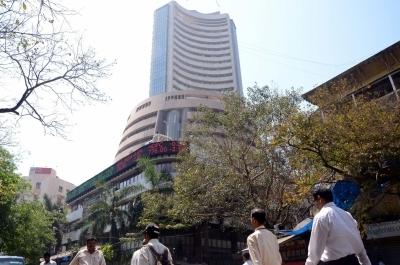 Sensex declines by 203 pts amid record volatility