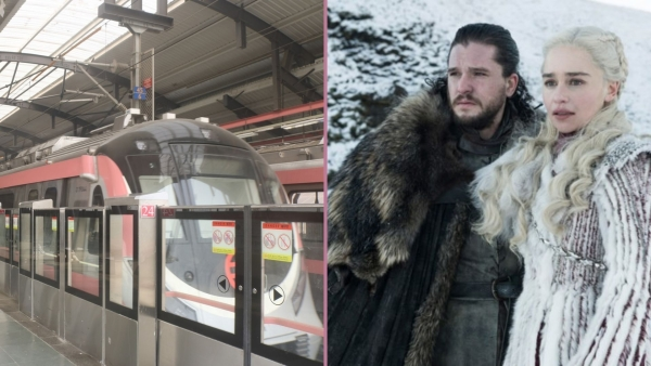 The Delhi Metro has appealed to commuters not to reveal <i>Game of Thrones</i> spoilers.