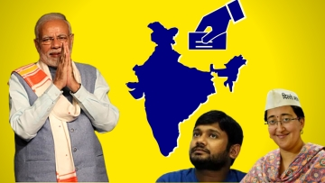 Narendra Modi and Amit Shah registered massive wins in Varanasi and Amethi respectively, as Congress' Scindia lost.