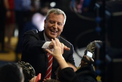 NY Mayor de Blasio to announce 2020 presidential run