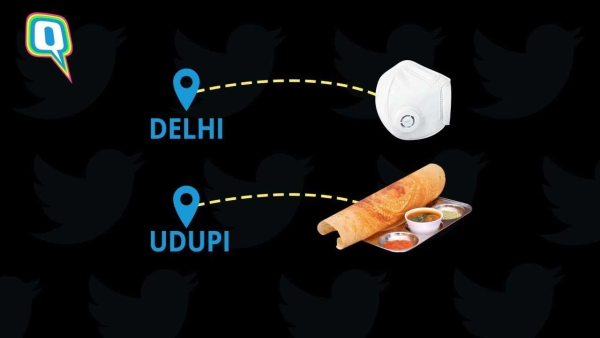 I Say Delhi, They Hear Pollution. I Say Udupi They Hear Dosa