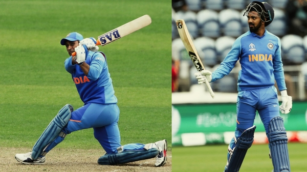 Riding on Dhoni's and Rahul's century, India posted a mammoth total of 359-7 at the end of their 50 overs.