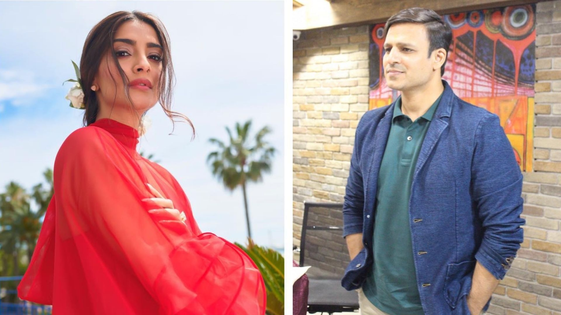 Sonam Calls Aishwarya Meme 'Disgusting', Vivek Takes a Dig at Her