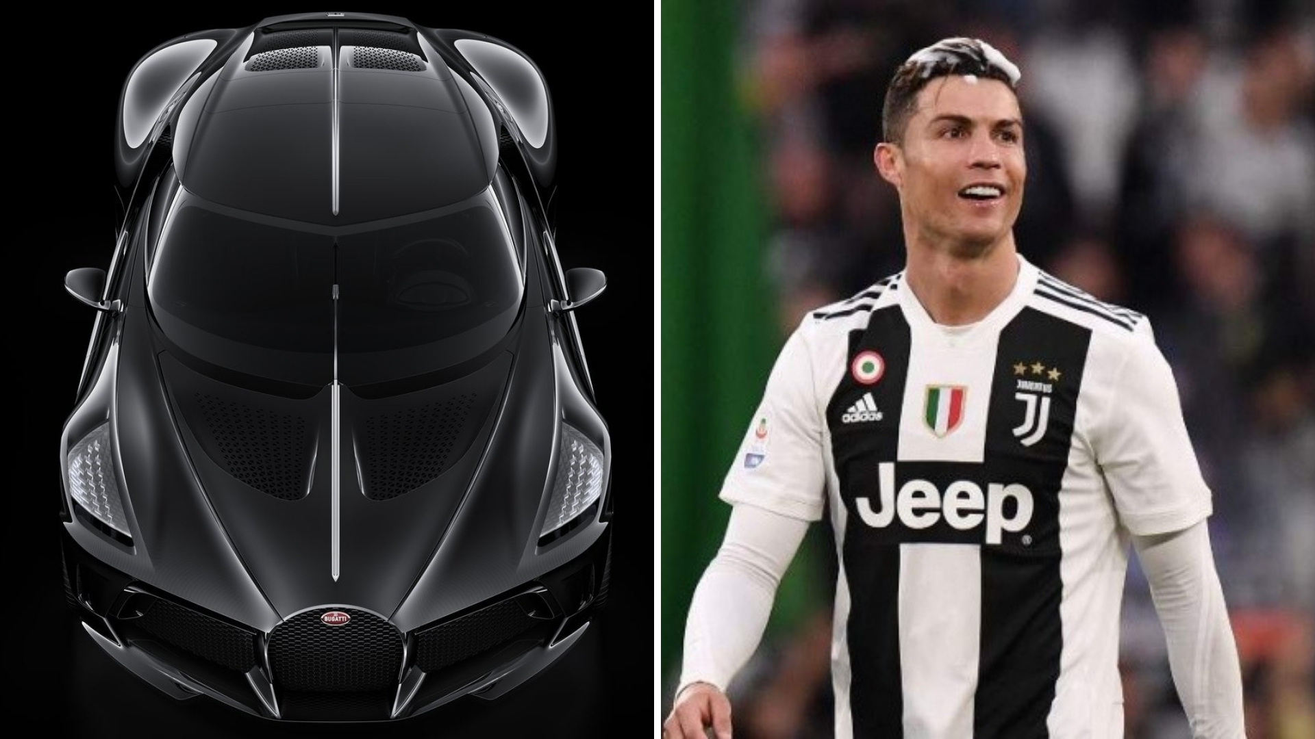 Ronaldo Buys Another Bugatti, World's Most Expensive Car: Reports