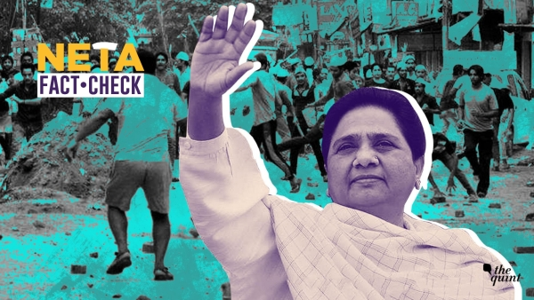 Mayawati Claims Her Tenure as UP CM Was 'Riot Free' – But Was it?