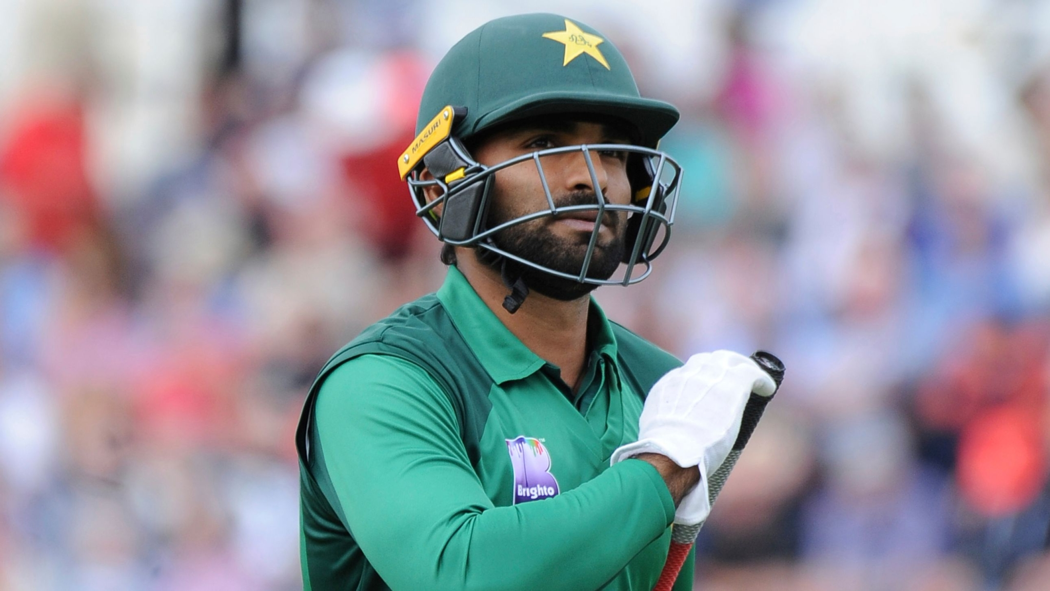 Grieving Asif Ali Rejoins Pakistan Squad After Daughter's Funeral