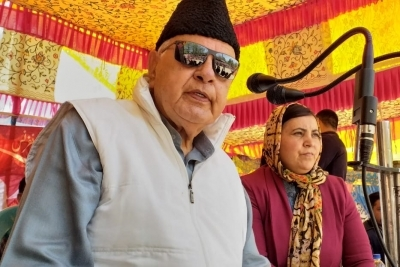 Farooq set to win, Mehbooba likely to finish third