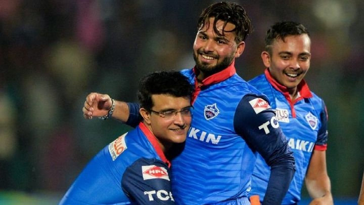 India Will Miss Rishabh Pant in the World Cup: Sourav Ganguly