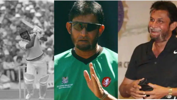 Since watching his first World Cup game in 1979, Sandeep Patil has donned a number of hats associated to mega event.