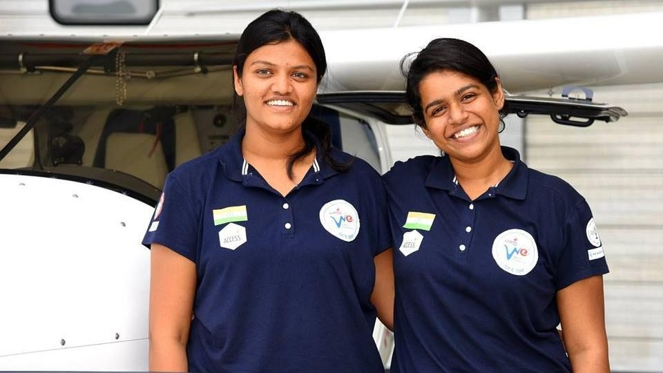 Mumbai Girl First in the World to Cross Atlantic Ocean in LSA