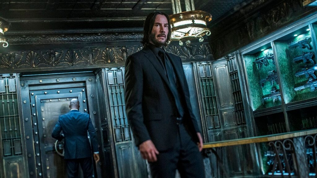 Review: In 'Parabellum', John Wick Is on the Run Again