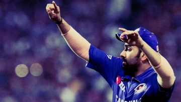 Mumbai Indians beat Kolkata Knight Riders to qualify for the playoffs in top position.