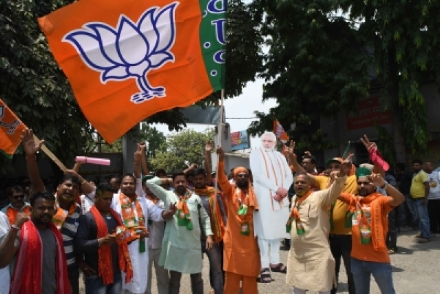 NDA set to score 97.5 per cent in Bihar