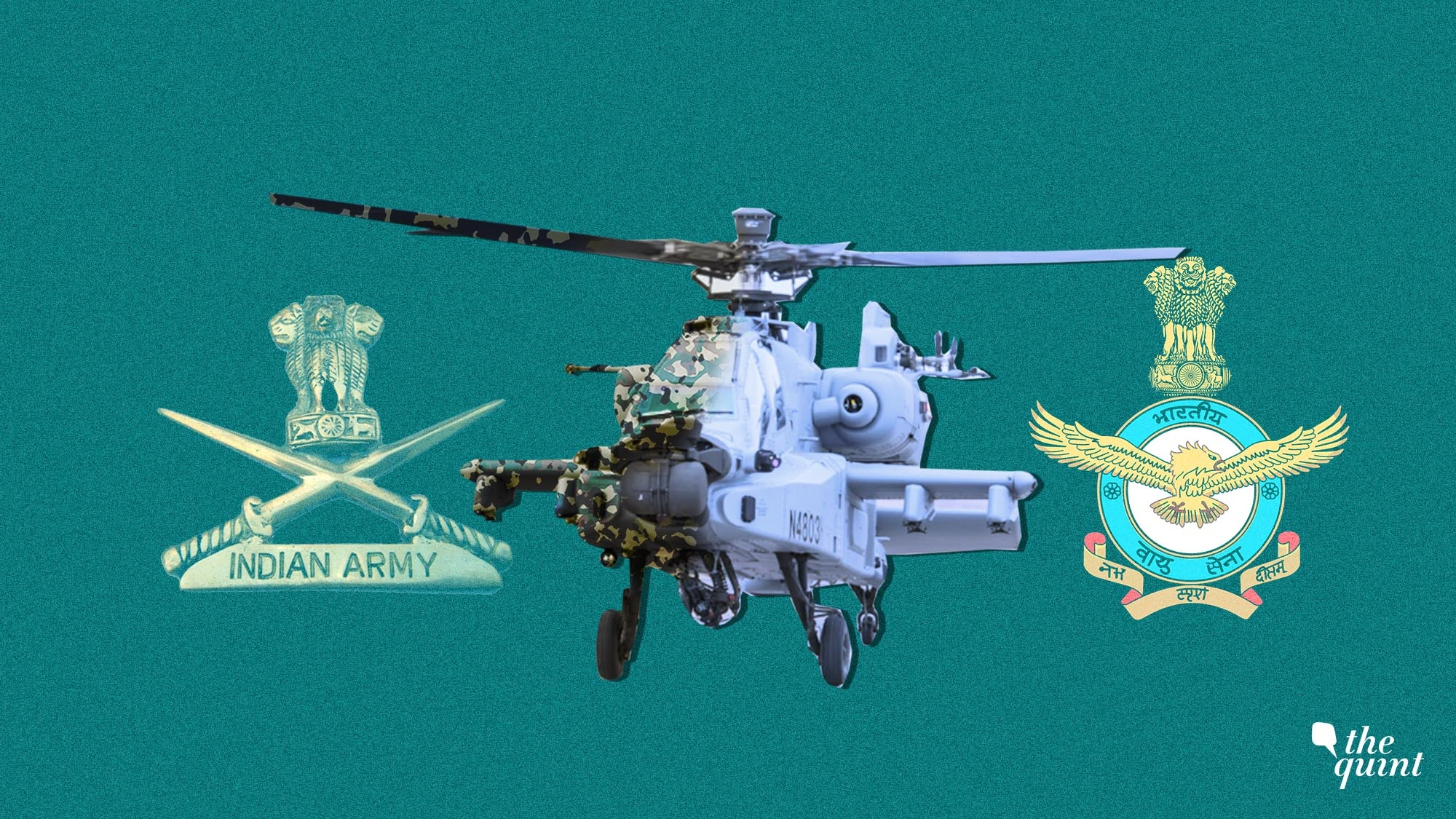 IAF Gets AH-64E Apache Helicopters: Who Are The True 'Guardians'?