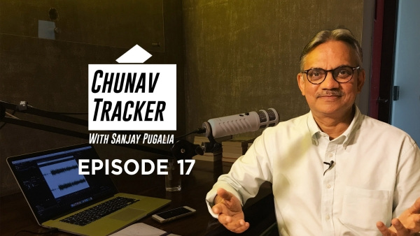 Chunav Tracker Podcast | Stock Market Dips Again, K'Taka Chaos