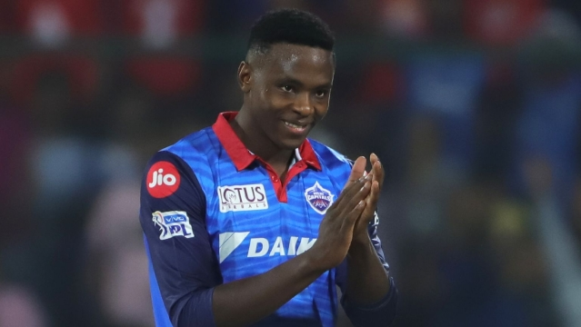 Kagiso Rabada ended the season with 25 wickets from 12 games.