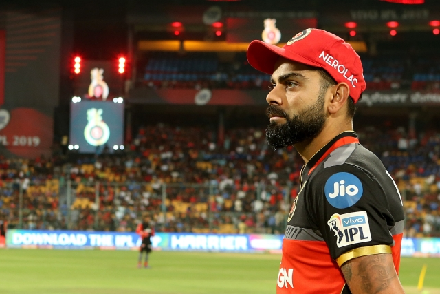 Virat Kohli's RCB finished as the bottom-placed team in the 2019 IPL standings.