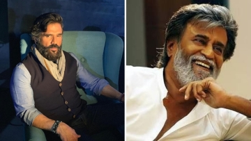 Suniel Shetty to star in Rajinikanth's <i>Darbar</i>