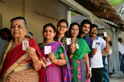 Re-polling underway in five Andhra booths