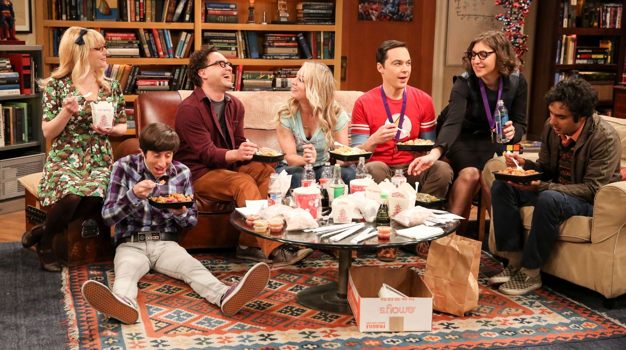 Review: 'The Big Bang Theory' Finale Was About Continuity & Change