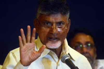 Naidu confident of TDP retaining power in Andhra