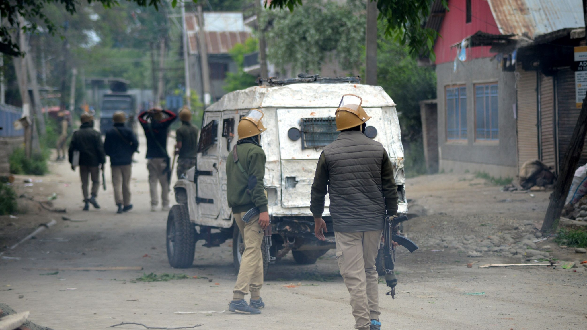 In J&K, Terror Groups Plan to Avenge Teacher's 'Custodial Killing'