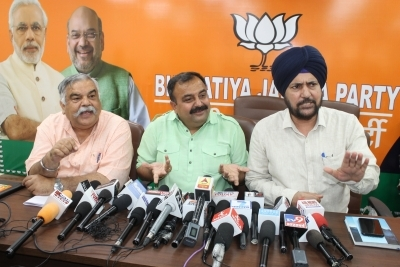 BJP refutes bribery charge by Leh journalists