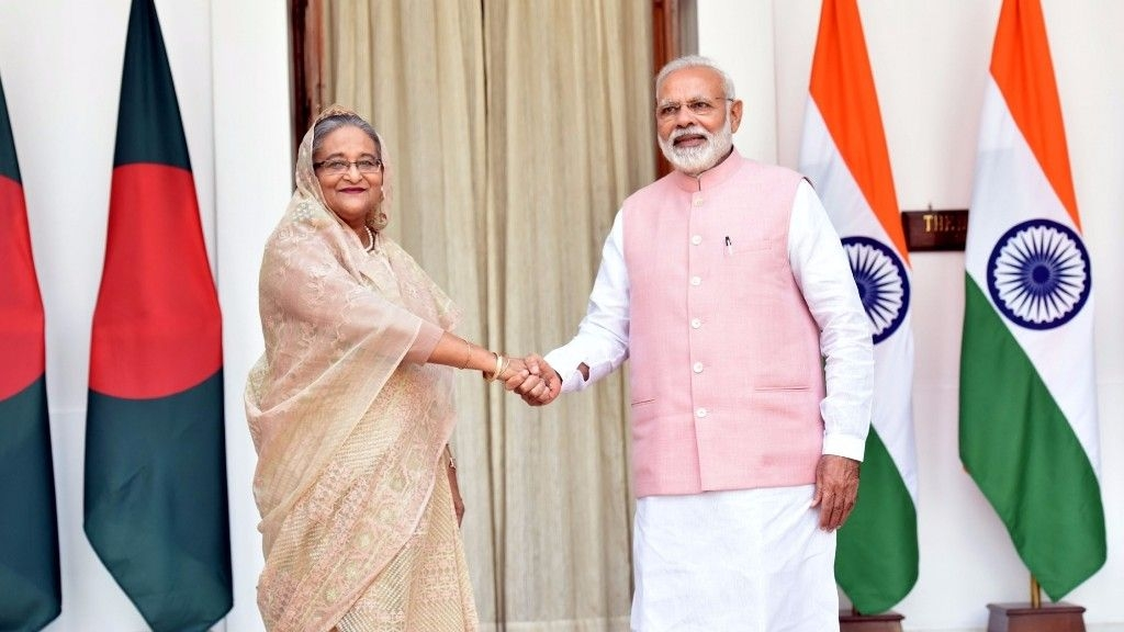 Bangladesh PM Sheikh Hasina to Skip Modi's Swearing-In a 2nd Time